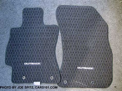 Floor Mats For Subaru Outback by 2017 Outback Specs Options Colors Prices Photos And More