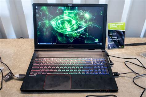 Nvidia Gtx 1060 Mobile Upgrade For Alienware Msi Gaming Notebook nvidia stuffs desktop gtx 1080 1070 1060 into laptops