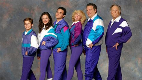 2016 the family tv show cancelled the goldbergs abc series creator teases more 80s