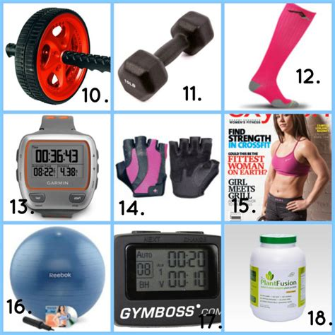 holiday gift guide for the fitness fanatic strength and