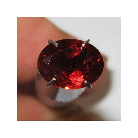 Pyrope Garnet Plus Memo batu permata pyrope garnet 1 45 carat asli alami memo igl asia