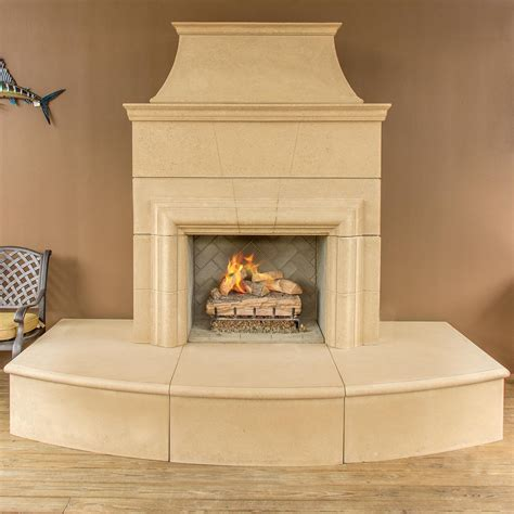 American Fireplace Company by American Fyre Designs Cordova 110 Inch Outdoor Propane Gas