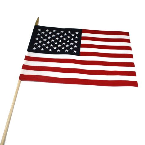 made in the usa 12 quot x 18 quot american flag