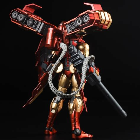 ironman house sentinel re edit 12 iron man house of m armor action