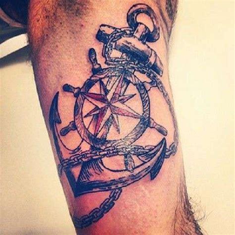 tattoo old school ancora tatuaggi con ancora per uomo foto 9 40 qnm