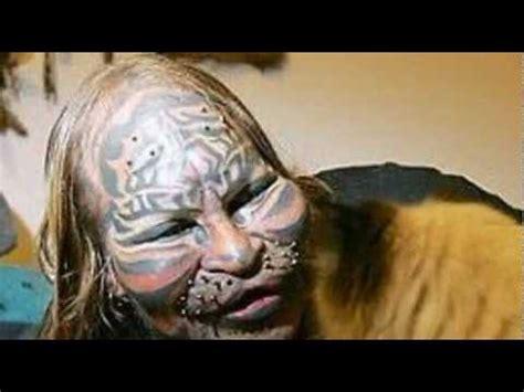 el hombre en el 8445077740 el hombre tigre youtube