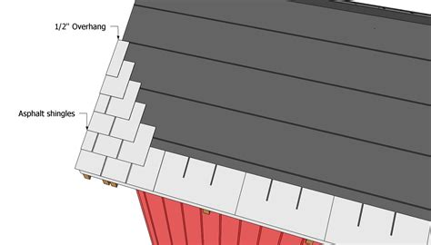 How To Install Asphalt Shingles On A Shed by Gable Shed Roof Plans Free Outdoor Plans Diy Shed Wooden Playhouse Bbq Woodworking Projects
