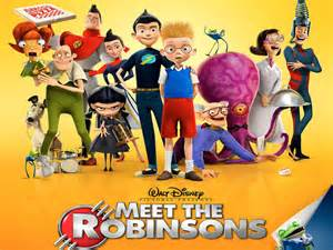 wallpapers meet the robinsons wallpapers