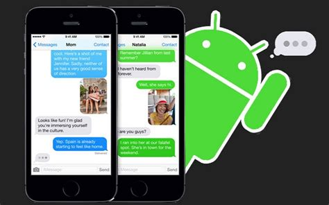 sms app for android apple to announce imessage messaging app for android smartphones phoneworld