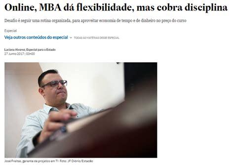 Mba Ead Ibmec by Flexibilidade E Economia P 243 S Gradua 231 227 O Ibmec 233