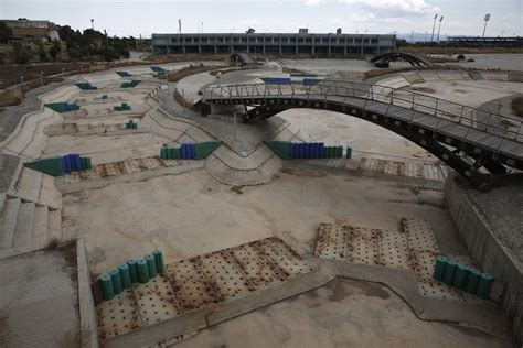 olympic venues abandoned athens olympics venues 10 years later business
