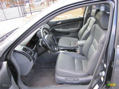 2003 Honda Accord Interior by Gray Interior 2003 Honda Accord Ex L Sedan Photo 56492391