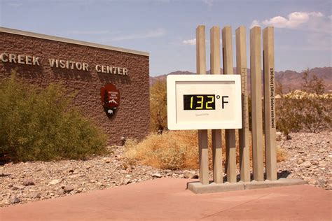 What Is The Highest Temperature Recorded In Valley Guides Valley Ca The Heat Dave S Travel Corner