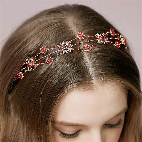 Vintage Bridal Hair Accessories To Buy by Buy Wholesale Vintage Bridal Wedding Alloy Flower