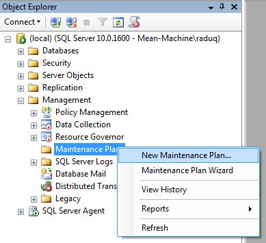 microsoft dynamics ax 2012: scheduling backups of dynamics