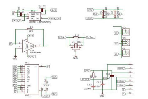 draw or cad schematic pcb circuit diagram buy pcb