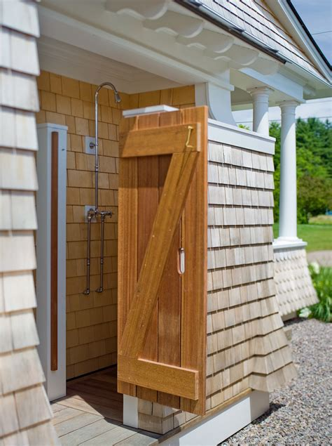 sublime outdoor shower enclosure kit decorating ideas
