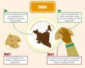 The do s and don ts of dining etiquette around the world