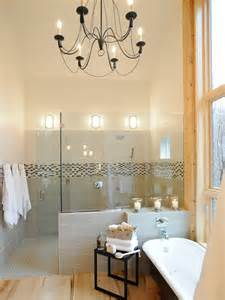 Master Bath With Shower Only Hgtv Dream Home Hgtv Dream Home Hgtv
