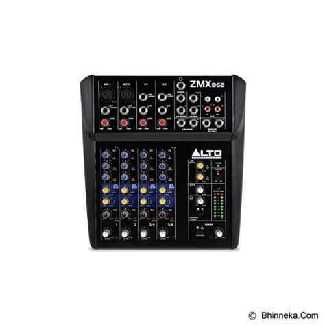 Jual Mixer Alto jual alto mixer live zmx862 murah bhinneka