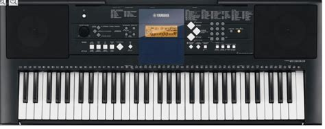 tutorial keyboard yamaha psr keyboard for christmas present music gym 01923 523 027