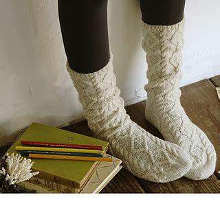 pattern for aran socks ravelry 373so aran socks pattern by pierrot gosyo co ltd