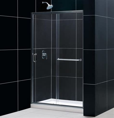 Infinity Shower Door Infinity Z Sliding Shower Door