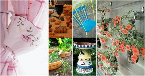 junk genius stylish ways to repurpose everyday objects with 80 projects and ideas books 100 ways to repurpose and reuse broken household items