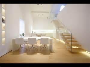 Interior Stairs Design In Duplex Apartments Modern Duplex Apartment Camouflaged Interior Design