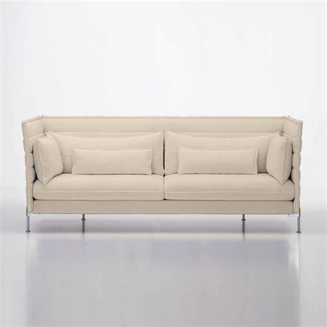 vitra alcove sofa alcove bouroullec 3 seater sofa vitra ambientedirect com