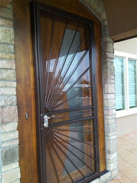 storm security doors services  denver colorado centennial