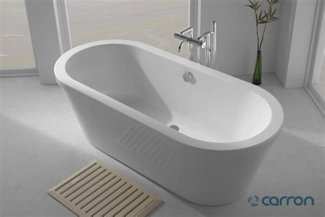 Straight Shower Bath carron baths acrylic amp carronite bath range produced in uk