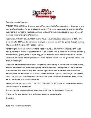 Graduation Fundraising Letter Sle Solicitation Letter For Graduating Students Letters Exles Adjectives