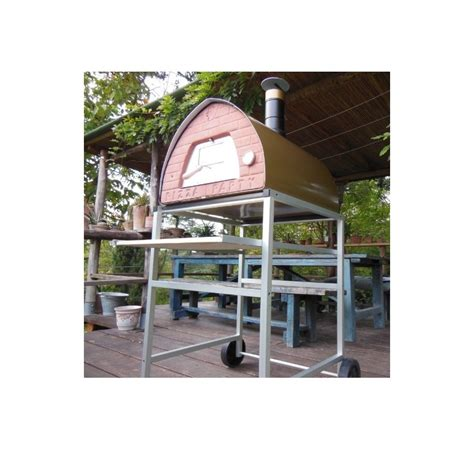 Oven Mobil outdoor wood fired oven mobile