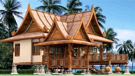 thai home design news modern thai house design architecture youtube