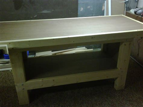 workbench plans woodsmith  woodworking