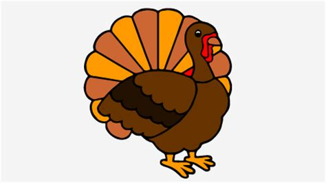 what color is a turkey thanksgiving coloring pages ful turkey thanksgiving