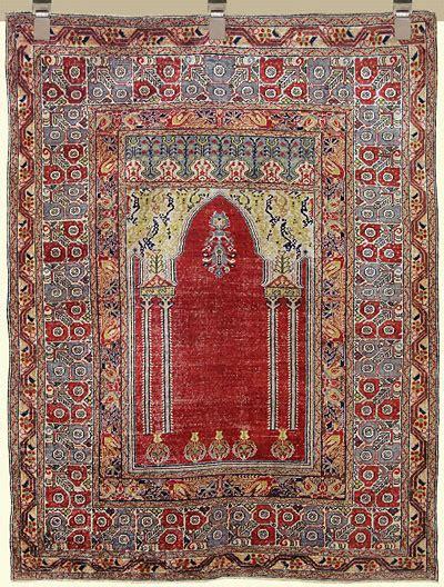 christian prayer rug antique rugs turkish caucasian turkmen silk road collections in santa fe