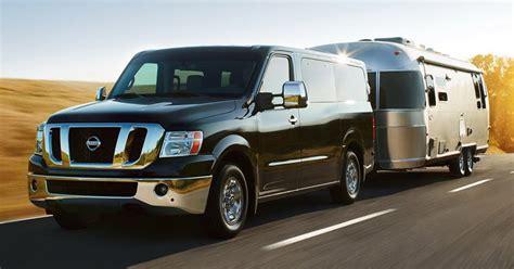 2017 nissan nv cargo and passenger vans add new v8 start