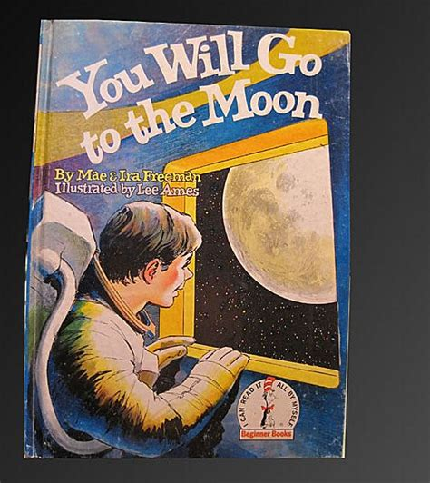 bright silver moon a journey story books you will go to the moon 1971 edition from openslate on