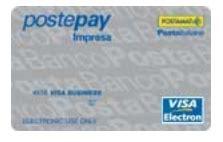 banco poste impresa on line carta di credito prepagata e ricaricabile postepay impresa