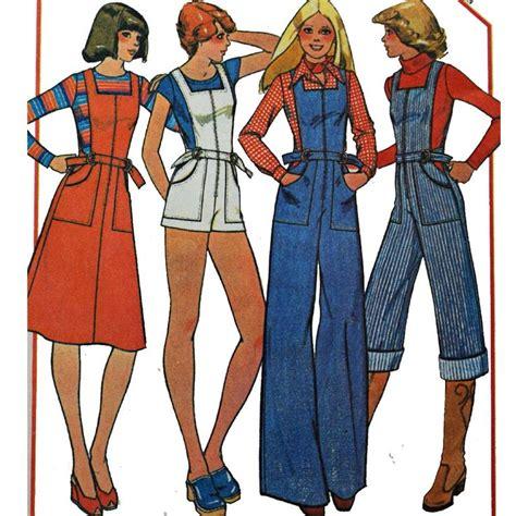 pattern for jumper shorts vintage 70s womens jumpsuit jumper romper pattern