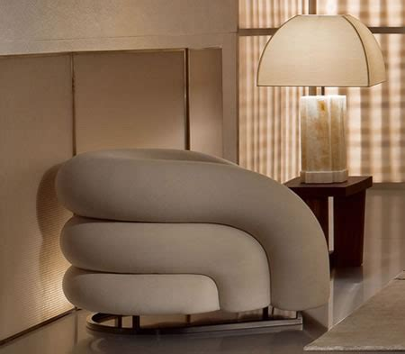 the luxury bach cocktail cabinet and baloon lounge chair