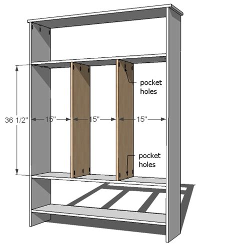 How To Build A Locker Shelf by White Locker Bookshelf Size Diy Projects