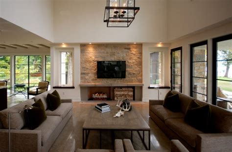 stone wall in living room 16 divine living room design ideas with exposed stone wall