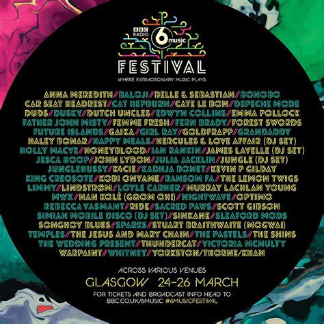 california festivals 2017 california music festivals 2017 bbc 6 music festival 2017 lineup tix