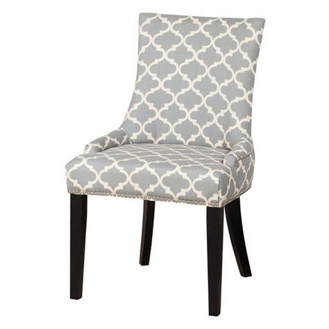 grey and white dining chairs gemma dining chair lattice grey greyscale