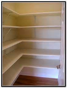 Built In Kitchen Pantry Cabinet Melamine Closet Shelving Home Design Ideas