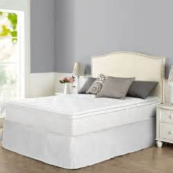 Bed Frame Sams Therapy Icoil 12 Quot Box Top Mattress And