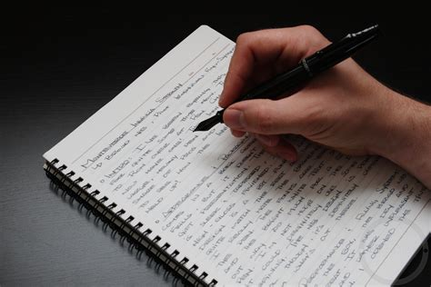 best paper for pen writing 8 reasons why you should write with a pen